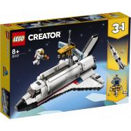 31117 CREATOR Space Shuttle Adventure