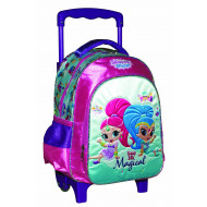 GIM TROLLEY ΝΗΠIOY SHIMMER & SHINE MAGICAL(334-460072)