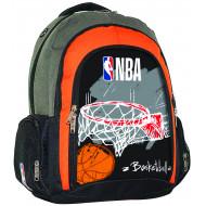 NBA Red Basket Σακίδιο Οβάλ (338-41031)