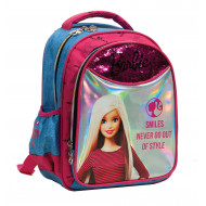 Barbie Denim Fashion Σακίδιο Νηπιαγωγείου (349-66054)