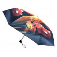 Ομπρέλα παιδική 3sec απλή 50cm, taslon, lightning, CARS