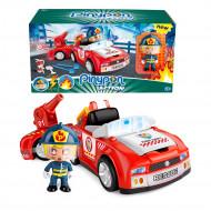 Pinypon Action - Πυροσβεστικό Όχημα & Φιγούρα