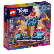 LEGO TROLLS VOLCANO ROCK CITY CONCERT (41254)