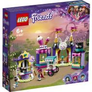 41687 FRIENDS Magical Funfair Stalls
