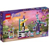 41689 FRIENDS Magical Ferris Wheel και Slide