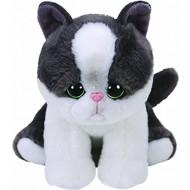 TY ΛΟΥΤΡΙΝΟ BEANIE BABIES CAT 15 cm
