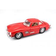 Burago 1:18 Mercedes-Benz 300 SL Touring (1957) Κόκκινο (12049)