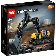 LEGO Technic Εκσκαφέας Βαριάς Χρήσης (42121)