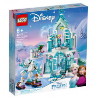 LEGO DISNEY ELSA'S MAGICAL ICE PALACE (43172)