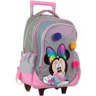 Minnie Pom Pom Σακίδιο Trolley (340-48074)