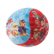 Soft Ball 100mm με Βελούδινη Υφή Paw Patrol (JH1-52877B)