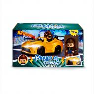 Pinypon Action - Σούπερ Όχημα & Φιγούρα