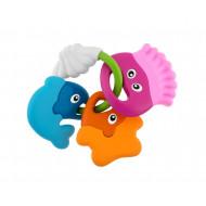 Chicco Μασητικό Χρωματιστά Ψαράκια (Y02-05956-00)