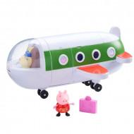 Peppa Pig Αεροπλάνο & Φιγούρα