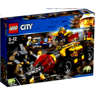 LEGO City Mining Heavy Driller (60186)