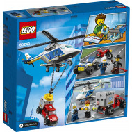 Police Helicopter Chase (60243)