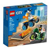 LEGO CITY STUNT TEAM (60255)