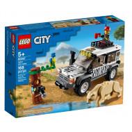 LEGO CITY SAFARI OFF-ROADER (60267)