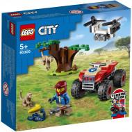 CITY 60300 Διάσωση άγριας ζωής