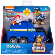 Paw Patrol Ultimate Rescue Οχήματα Απόλυτης Διάσωσης Chase