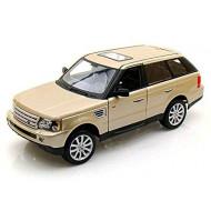Burago 1/18 Range Rover Sport Diecast Model ΧΡΥΣΟ (12069)