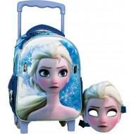 Frozen II Elsa Mask Σακίδιο Νηπιαγωγείου Trolley (341-64072)