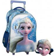 Frozen II Elsa Mask Σακίδιο Trolley (341-64074)