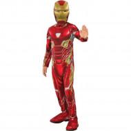 Παιδική Στολή Iron Man Classic Small 3-4 ΧΡ (641051)