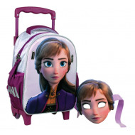 Frozen II Anna Mask Σακίδιο Νηπιαγωγείου Trolley (341-65072)