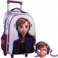 Frozen II Anna Mask Σακίδιο Trolley (341-65074)