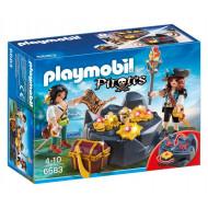 Playmobil PIRATES ΚΡΗΣΦΥΓΕΤΟ ΠΕΙΡΑΤΙΚΟΥ ΘΗΣΑΥΡΟΥ (6683)