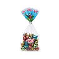 Σακουλάκι Με Σοκολατένια Αυγά Πραλίνας 250gr