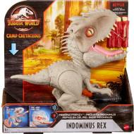 Jurassic World Πεινασμένος Indominus Rex Με Φώτα Και Ήχους (GMT90)