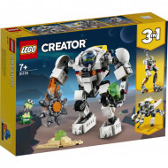 LEGO Creator 3 Σε 1 Διαστημικό Ρομπότ Εξόρυξης (31115)