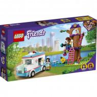LEGO Friends Ασθενοφόρο Κτηνιατρικής Κλινικής (41445)