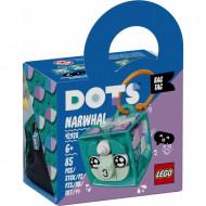 LEGO Dots Τσάντα Ετικέτα Narwhal (41928)