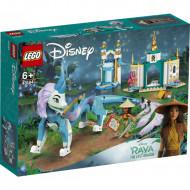 LEGO Disney Raya And Sisu Dragon (43184)