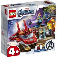 LEGO Marvel Avengers Iron Man εναντίον Θάνος (76170)