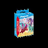 Playmobil Νεράιδα με δρακάκι