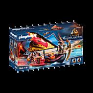 Πλοίο της φωτιάς του Burnham