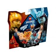 LEGO NINJAGO Spinjitzu Slam-Kai vs Samurai(70684)