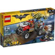 LEGO Batman Movie Killer Croc Tail-Gator (70907)