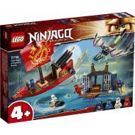 Lego Ninjago: Final Flight of Destiny's Bounty #71749