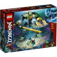 Lego Ninjago: Lloyd's Hydro Mech #71750