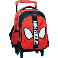 Spiderman Neoprene Σακίδιο Νηπιαγωγείου Trolley (337-75072)