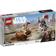 LEGO Star Wars Kylo Ren's Shuttle Microfighter (75264)