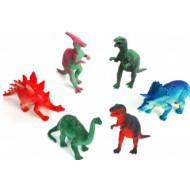Πλαστικός δεινόσαυρος  9-10cm