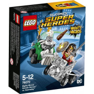 Super Heroes Mighty Micros: Wonder Woman vs. Doomsday (76070)