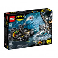 LEGO DC MR. FREEZE BATCYCLE BATTLE (76118)