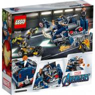 LEGO AVENGERS TRUCK TAKE DOWN (76143)